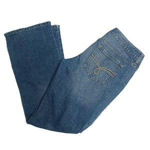American Rag Jeans Womens Size 5-S Boot Cut Low Ri